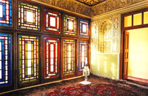 The Declaration of the Bab took place in this room (pictured) in Shiraz, Iran in 1844