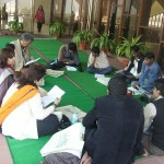 Break out sessions in New Delhi