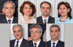 Baha'i Leaders in Iran