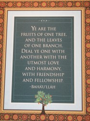 Quote from Baha'u'llah