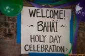 Annual Birth of the Bab Celebration - Oct. 20 - Cherry Hill Park, Falls Church, VA