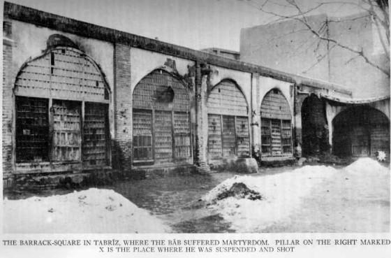 Martyrdom of the Bab